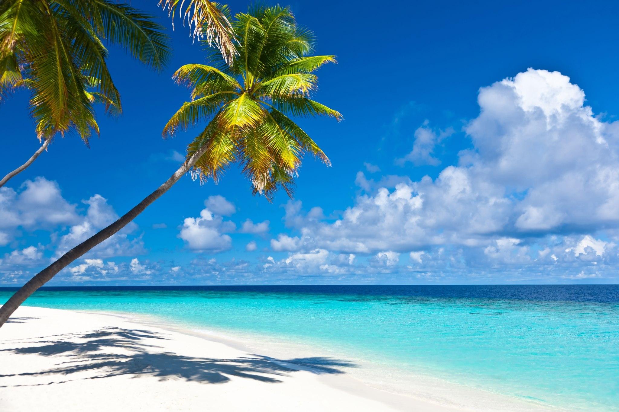Caribbean Beaches Islands: Happy Vacations
